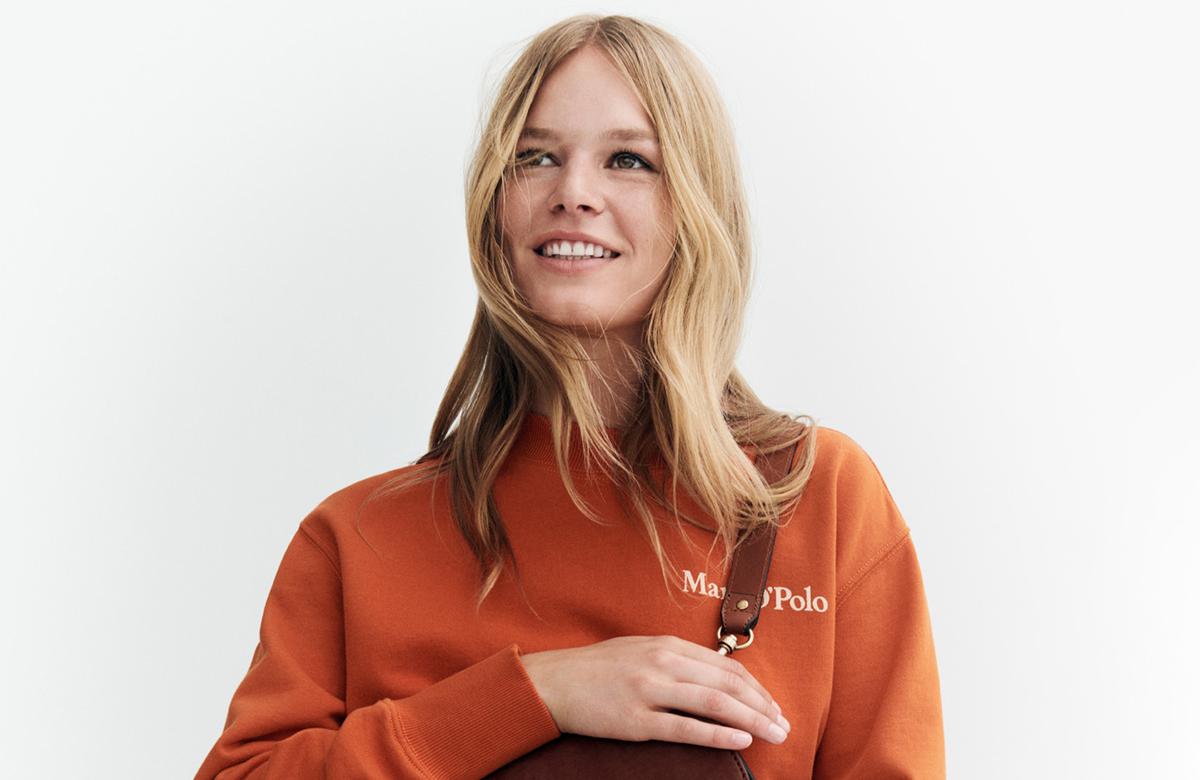 Kita MARC O'POLO kampanija su Anna Ewers | Archive Code - Fall/Winter 2020